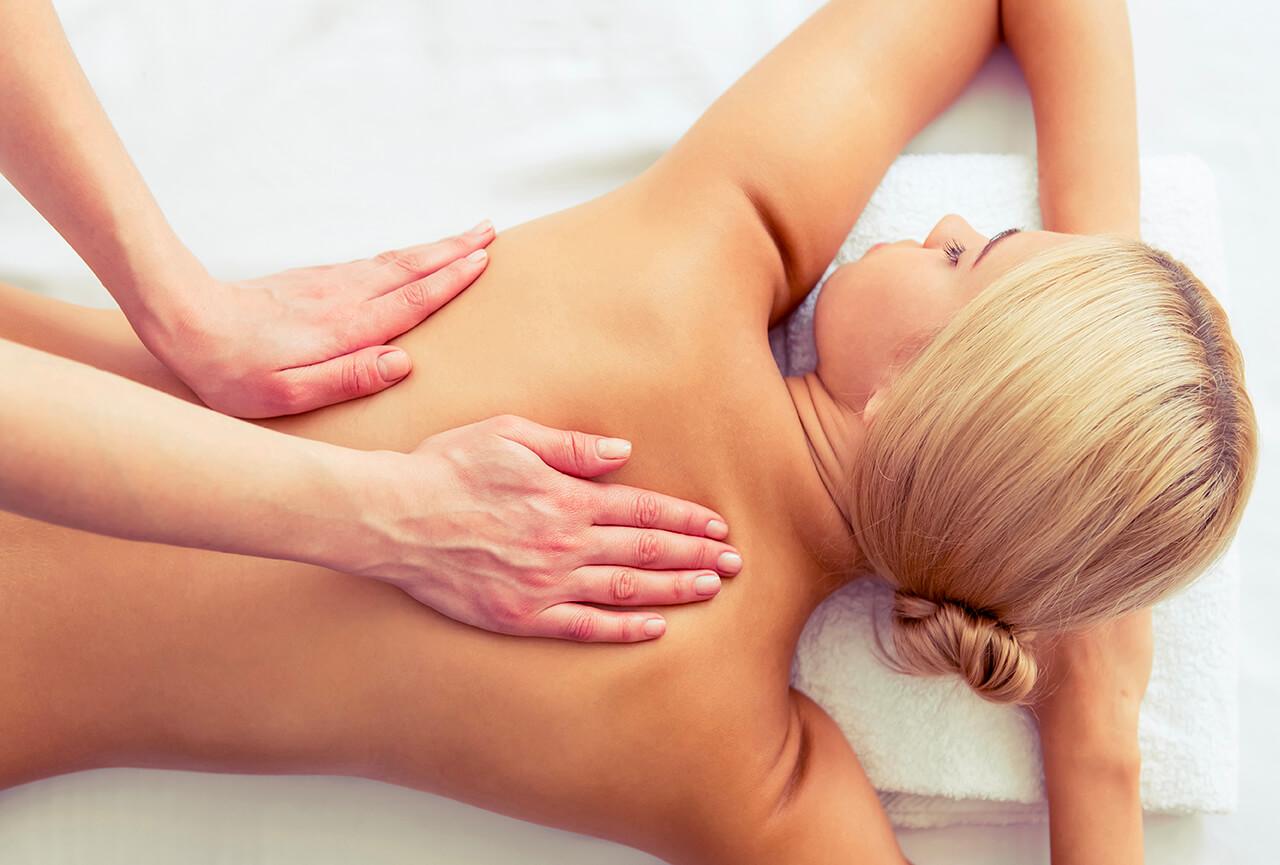 Laugar Spa Deluxe Whole Body Massage